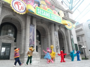 I love Sesame Street to this day! Grew up watching 'em :)