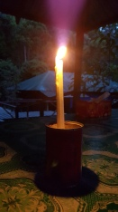 Candlelight!